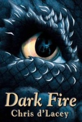 Dark Fire by Chris d'Lacey cover