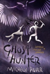 Ghost Hunter by Michelle Paver cover