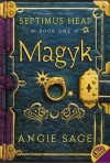 Magyk by Angie Sage cover