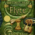 Flyte by Angie Sage cover