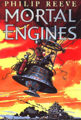 Mortal Engines by Philip Reeve cover