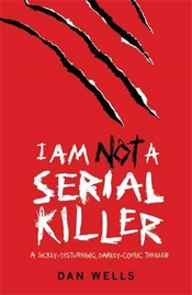 I Am Not A Serial Killer UK Cover