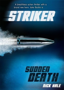 Striker: Sudden Death by Nick Hale cover