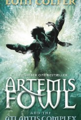 Artemis Fowl and the Atlantis Complex by Eoin Colfer cover