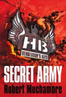 Secret Army by Robert Muchamore cover
