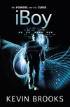 iBoy by Kevin Brooks cover