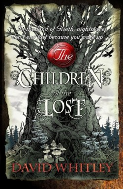 The Children of the Lost by David Whitley cover
