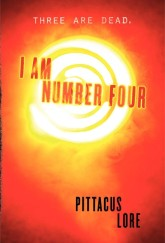 I Am Number Four by Pittacus Lore cover