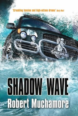 Shadow Wave by Robert Muchamore cover