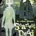 Scarlett Dedd by Cathy Brett cover