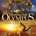 The Lost Hero by Rick Riordan cover