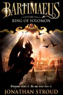 The Ring of Solomon by Jonathan Stroud cover