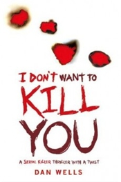 I Don't Want To Kill You UK Cover