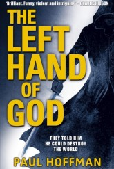 The Left Hand of God by Paul Hoffman cover