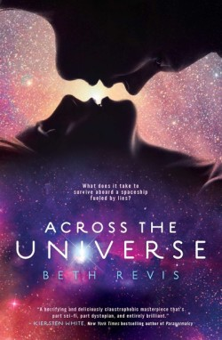 Across the Universe by Beth Revis cover
