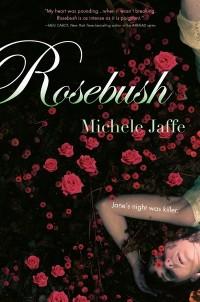Rosebush by Michele Jaffe cover