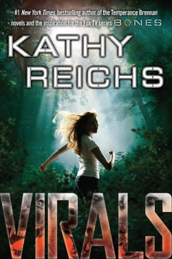 Virals by Kathy Reichs cover