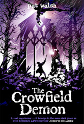 The Crowfield Demon by Pat Walsh cover