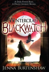 Wintercraft: Blackwatch by Jenna Burtenshaw cover