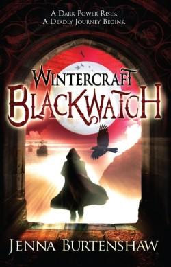 Wintercraft: Blackwatch by Jenna Burtenshaw cover