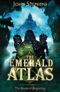 The Emerald Atlas by John Stephens cover