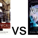 US and UK covers of Wintercraft/Shadowcry