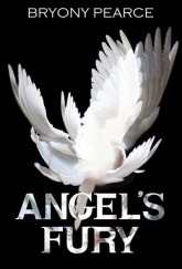 Angel's Fury by Bryony Pearce cover