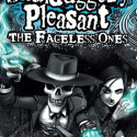 Skulduggery Pleasant: The Faceless Ones by Derek Landy cover