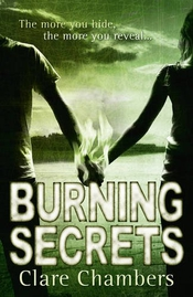 Burning Secrets UK Cover