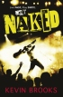 Naked by Kevin Brooks cover