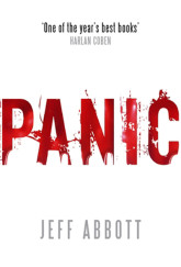 Panic by Jeff Abbott cover