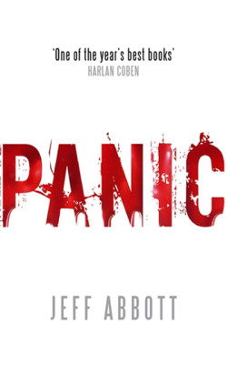 Panic by Jeff Abbott cover