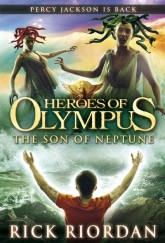 Son of Neptune by Rick Riordan cover