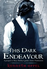 This Dark Endeavour by Kenneth Oppel cover
