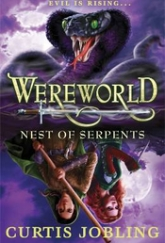 Wereowlrd: Nest of Serpents UK cover