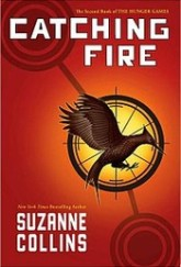 Catching Fire by Suzanne Collins cover