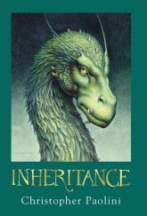 Inheritance by Christopher Paolini cover