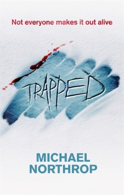Trapped by Michael Northrop cover