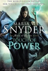 Touch of Power by Maria V. Snyder cover