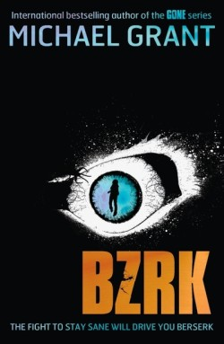 BZRK by Michael Grant cover