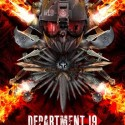 Department 19: The Rising by Will Hill cover