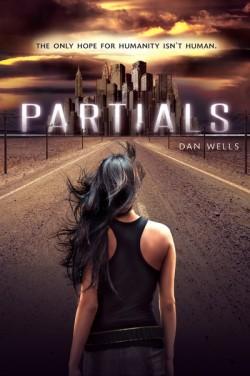 Partials by Dan Wells cover
