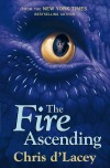 The Fire Ascending by Chris d'Lacey cover
