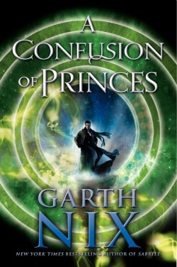 A Confusion of Princes by Garth Nix cover