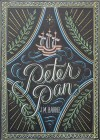 Peter Pan by J.M.Barrie cover
