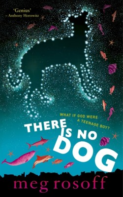 There is No Dog by Meg Rosoff cover
