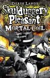 Skulduggery Pleasant: Mortal Coil by Derek Landy cover