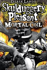 Skulduggery Pleasant: Mortal Coil by Derek Landy cover