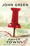 Paper Towns by John Green cover
