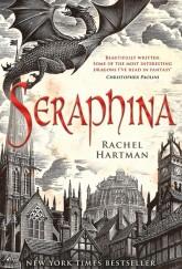 Seraphina by Rachel Hartman cover